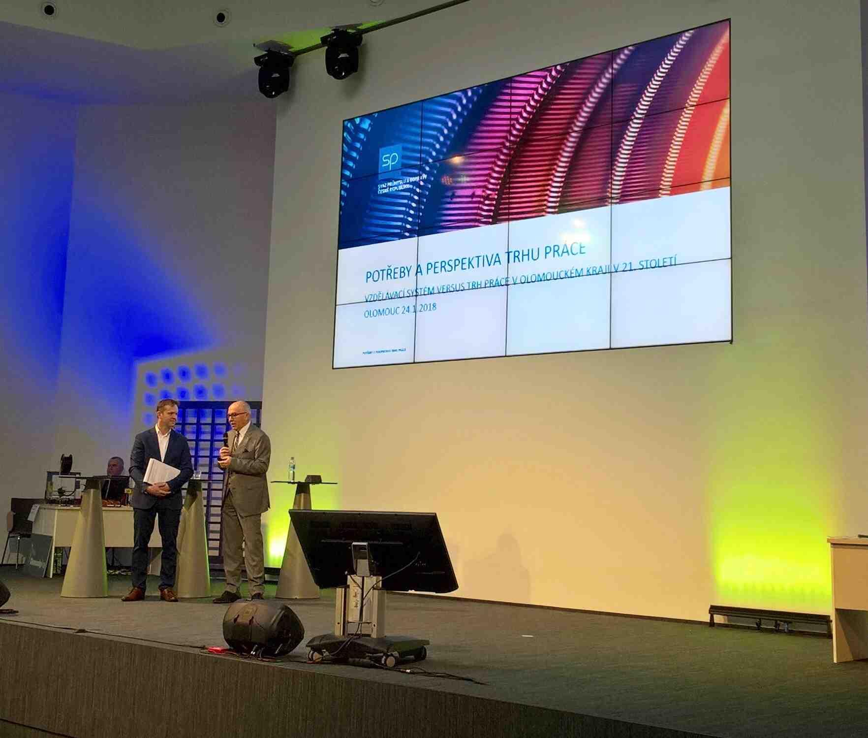 Konference Olomouc 2018