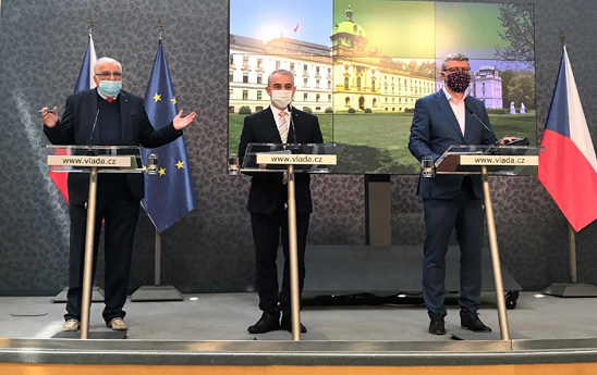 Tripartita  SP ČR 25.5.2020